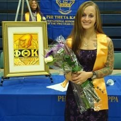 Phi Theta Kappa Induction