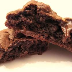 healthy vegan pumpkin oat chocolate chip cookies printer