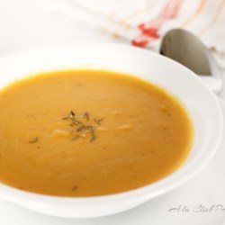 Best Butternut Squash Soup Ever