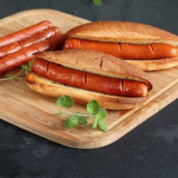 basic air fryer hot dogs printer friendly
