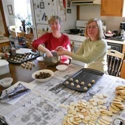 Valentine Cookie Baking Day