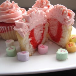 Sweetheart Cupcakes Recipe Allrecipes Com
