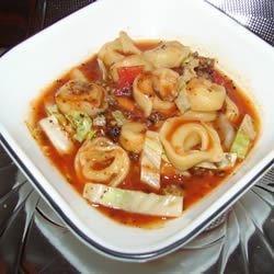 Tortellini Soup II