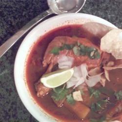 Posole Soup Recipe