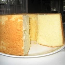 Coconut Chiffon Cake Recipe
