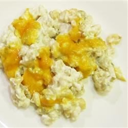 Hominy and Cheese Casserole Recipe