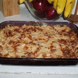 Breakfast Sausage Casserole Recipe
