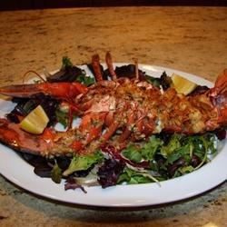 Photo of Special Occasion Baked Stuffed Lobster by Pam