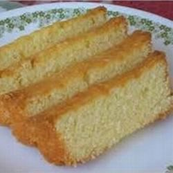 Delicious Sponge Cake Slices