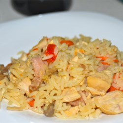 Man Pleasin' Jambalaya Recipe