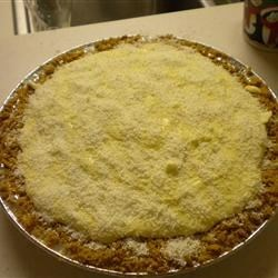Photo of Elegant White Chocolate Banana Cream Pie by MARBALET