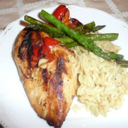 Grilled Lemon Chicken Recipe