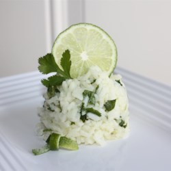 Lime Cilantro Rice Recipe