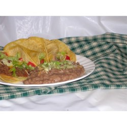 Refried Beans Without the Refry