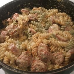 Fettuccini Alfredo II Recipe