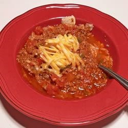 Chili - The Heat is On! Recipe