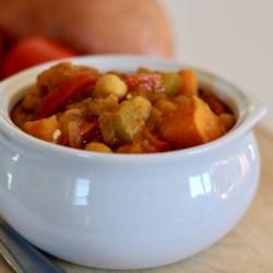 moroccan sweet potato stew printer friendly