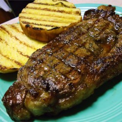 Bourbon Street Rib-Eye Steak Recipe - Allrecipes com