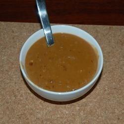Peanut-Tamarind Sauce Recipe