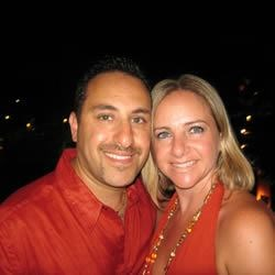 Gilbert & Connie Punta Cana July 2007