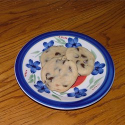 Big, Fat, Chewy Chocolate Chip Cookies