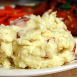 suzys mashed red potatoes printer friendly
