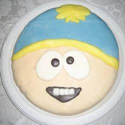 eric cartman cake
