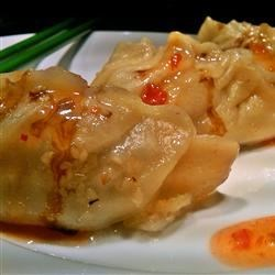 Pot Stickers Traditional