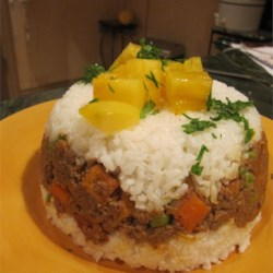 Arroz Tapado (Rice-On-Top) |