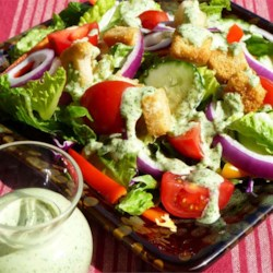 Green Goddess Dressing II Recipe