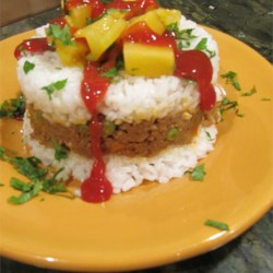 Arroz Tapado (Rice-On-Top)