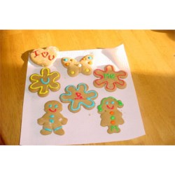 Nauvoo Gingerbread Cookies Recipe