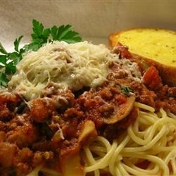 Spaghetti Dinner Recipes