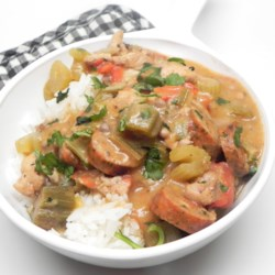 instant pot r chicken and sausage gumbo printer friendly