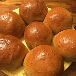 healthy whole wheat bread machine buns printer friendly