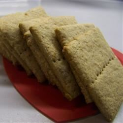 Honey Graham Crackers Recipe