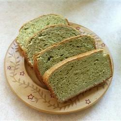 Photo of Matcha Green Tea Bread by kat