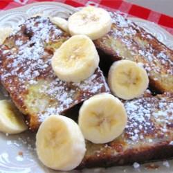 banana bread french toast printer friendly