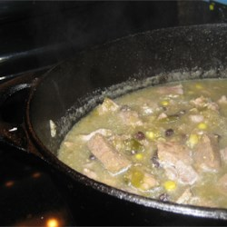 Slow Cooker Chile Verde Recipe