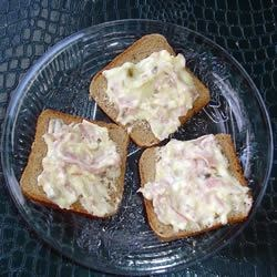 Anne's Hot Ham and Swiss Dip Recipe