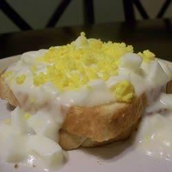 Photo of Creamed Eggs by JOYCEJJ111