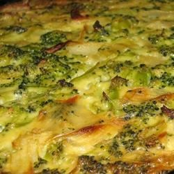 New Mom Broccoli Kugel