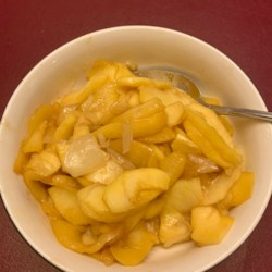 Almanzo's Fried Apples N Onions