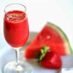 Photo of Strawberry-Pineapple Smoothie by Kory H.