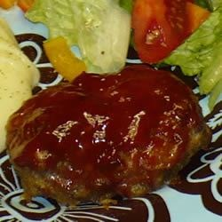 Yummy Meatloaf Kids Love