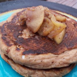 Oatmeal and Applesauce Pancakes Recipe