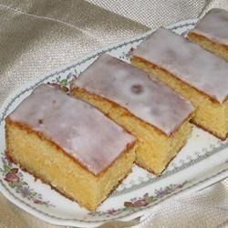 Photo of Glazed Lemon Cake  by Kirsten Johnson