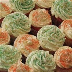 Santa's Favorite Cupcakes