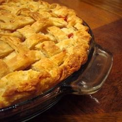 No Fail Pie Crust III Recipe