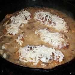 Easy Elegant Skillet Chicken Supreme Recipe
